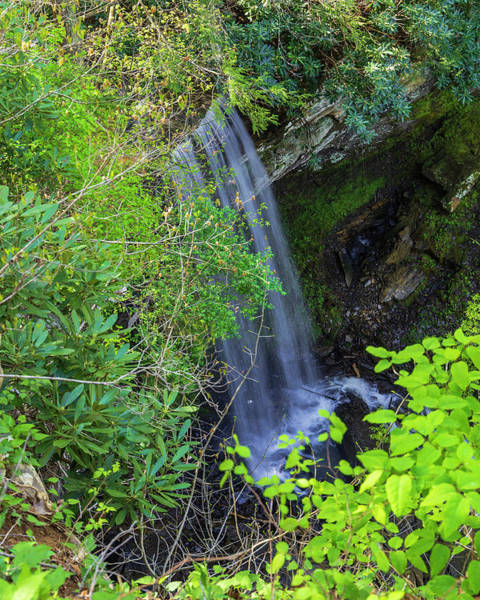 Wall Art - Photograph - Indian Branch Falls by SC Shank