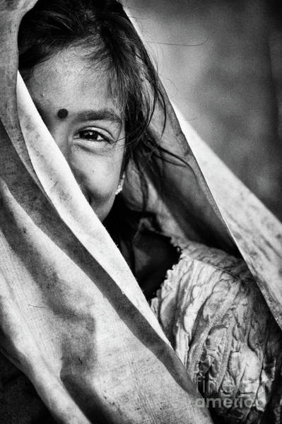 Wall Art - Photograph - Indian Smile by Tim Gainey