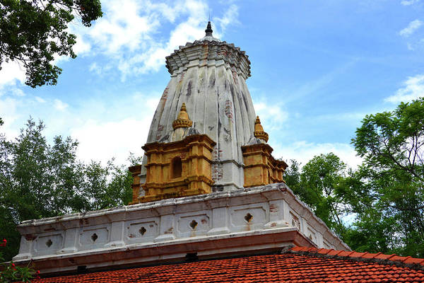 Wall Art - Photograph - Indian Temple by David Lee Thompson