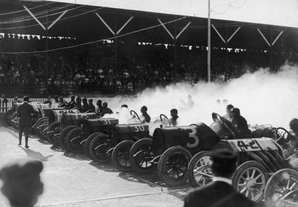 Photograph - Indianapolis Race by Paul Thompson
