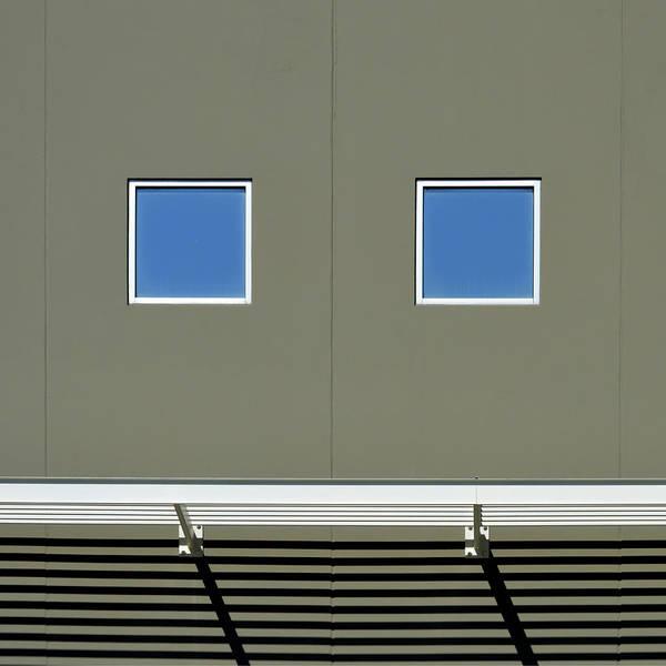 Photograph - Industrial Minimalism 17 by Stuart Allen