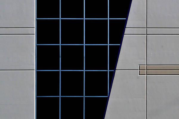 Photograph - Industrial Minimalism 18 by Stuart Allen