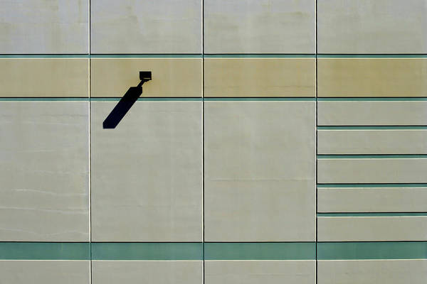 Photograph - Industrial Minimalism 19 by Stuart Allen