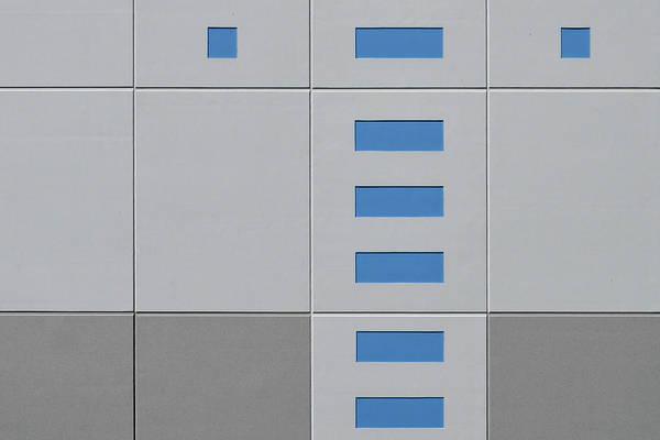 Photograph - Industrial Minimalism 24 by Stuart Allen