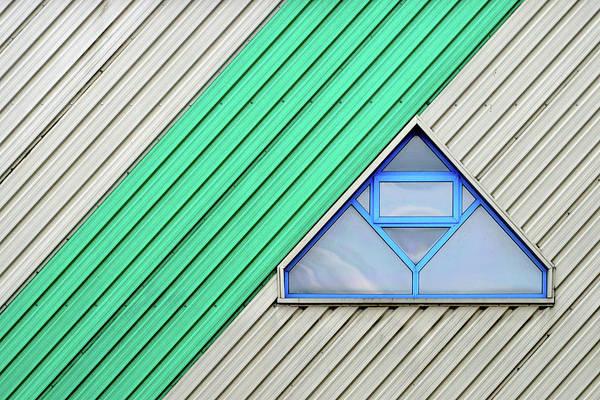 Photograph - Industrial Minimalism 26 by Stuart Allen