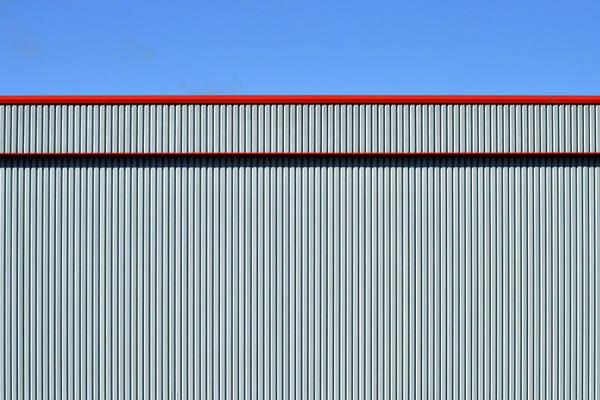 Photograph - Industrial Minimalism 29 by Stuart Allen