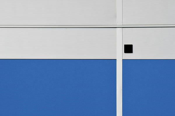 Photograph - Industrial Minimalism 3 by Stuart Allen