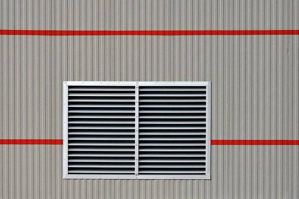 Photograph - Industrial Minimalism 4 by Stuart Allen