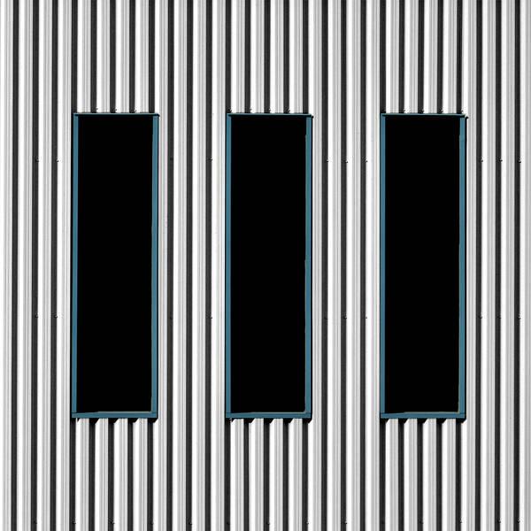 Photograph - Industrial Minimalism 43 by Stuart Allen