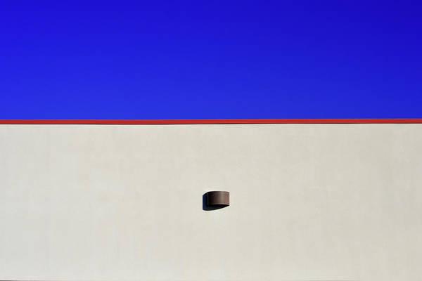 Photograph - Industrial Minimalism 6 by Stuart Allen