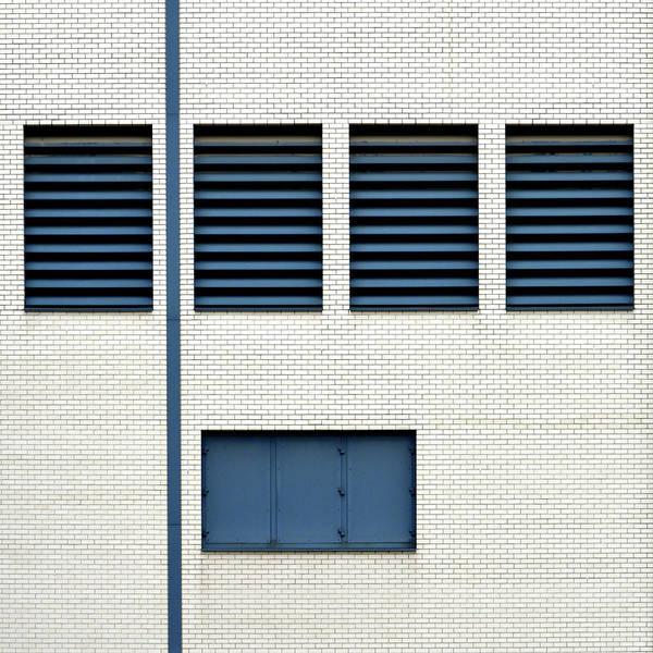 Photograph - Industrial Minimalism 9 by Stuart Allen