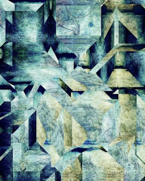 Wall Art - Digital Art - Industriality - 29b by Variance Collections