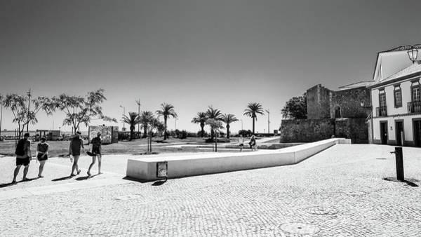 Photograph - Infante Dom Henrique Square by Borja Robles