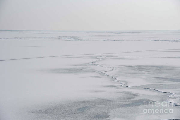 Wall Art - Photograph - Infinite Ice by David Bearden