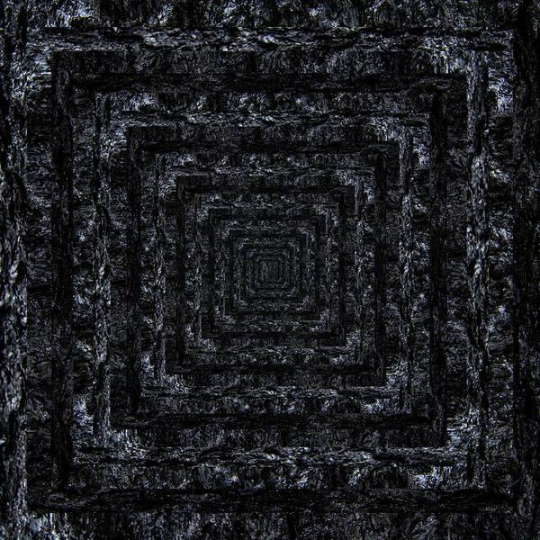 Wall Art - Photograph - Infinity Tunnel Burnt Bark by Pelo Blanco Photo