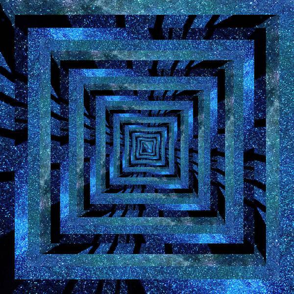 Wall Art - Photograph - Infinity Tunnel Milky Way Fence by Pelo Blanco Photo