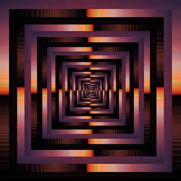 Wall Art - Photograph - Infinity Tunnel Sunset by Pelo Blanco Photo
