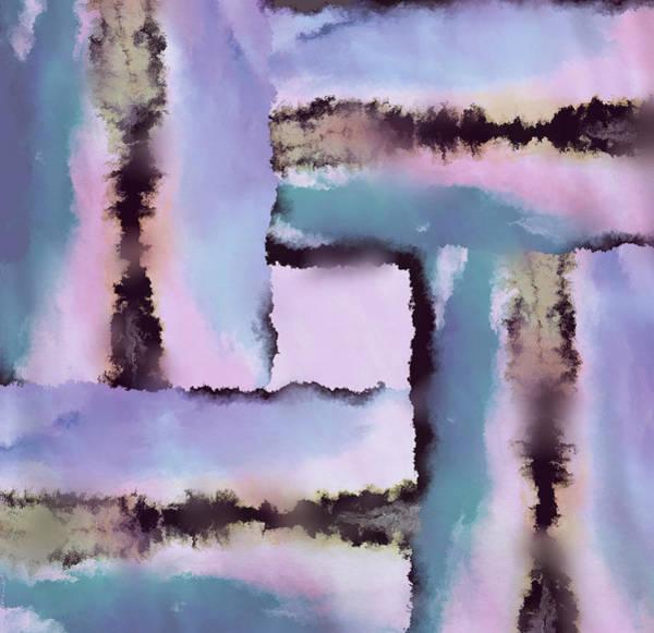 Wall Art - Mixed Media - Influences by Paula Ayers