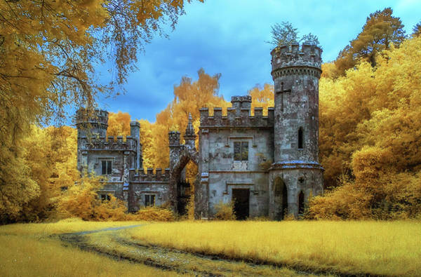 County Waterford Photograph - Infrared Castle by Photographed By Owen O'grady