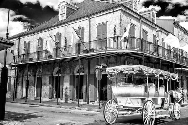 Wall Art - Photograph - Infrared Classic New Orleans by John Rizzuto