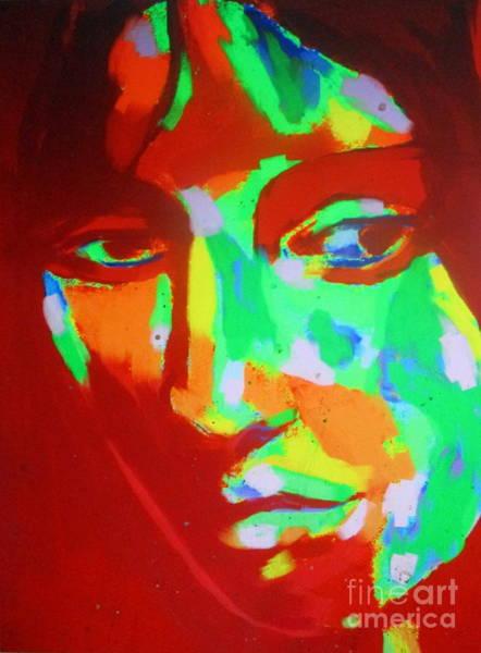 Painting - Self Conscious by Helena Wierzbicki