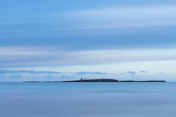 Northumbria Photograph - Inner Farne Blues by David Taylor
