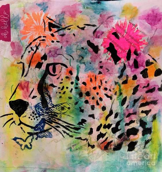 Mixed Media - Inner Strength  by Corina Stupu Thomas