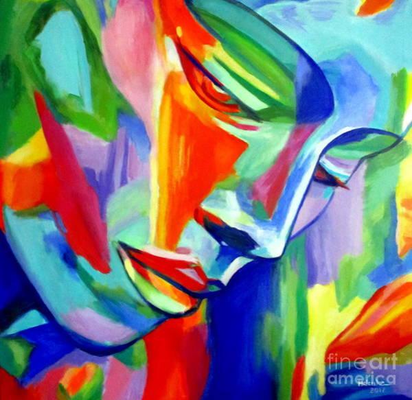 Painting - Inner Strength by Helena Wierzbicki