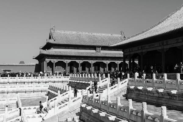 Photograph - Inside Forbidden City In Beijing, China by Aashish Vaidya