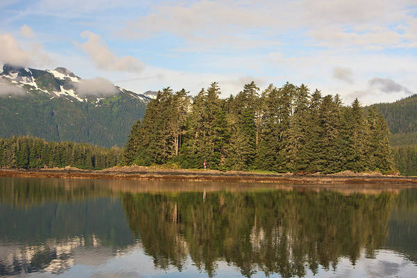 Wall Art - Photograph - Inside Passage, Alaska, Usa by Stuart Westmorland