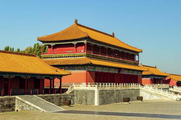 Photograph - Inside The Forbidden City by Aashish Vaidya