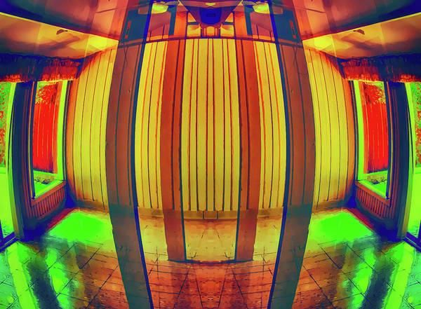 Digital Art - Inside The Magic Lantern by Wendy J St Christopher