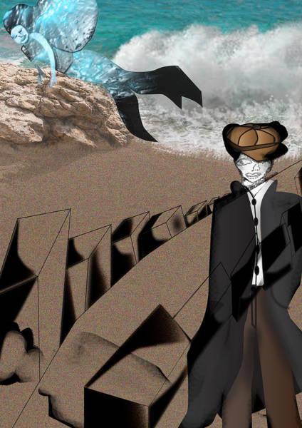 Digital Art - Inspired By The Peaky Blinders by Tatiana Hallack