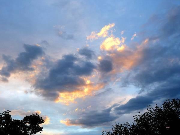 Photograph - Inspiring Sky by Will Borden