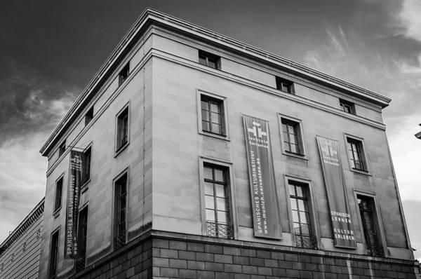 Photograph - Instituto Cervantes, Munich by Borja Robles