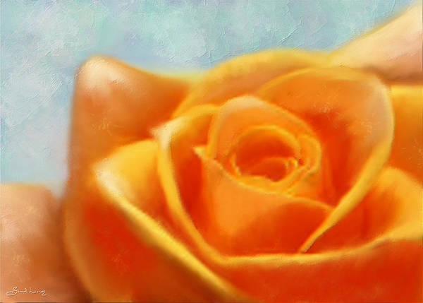 Painting - Intense Desire by Sannel Larson