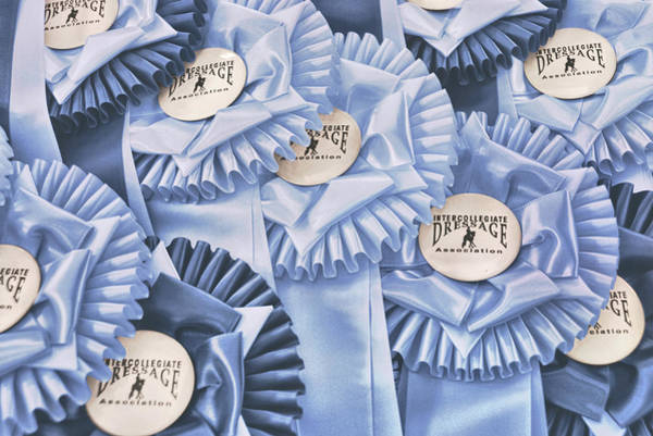 Photograph - Intercollegiate Ribbons by JAMART Photography