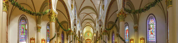Wall Art - Photograph - Interiors Of A Cathedral, Cathedral by Panoramic Images