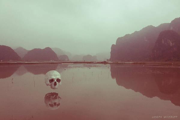 Wall Art - Photograph - Interloping, Vietnam by Joseph Westrupp