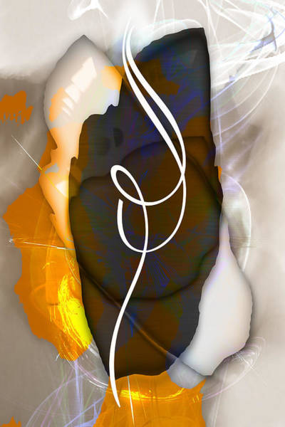 Mixed Media - Internal And External Power by Marvin Blaine