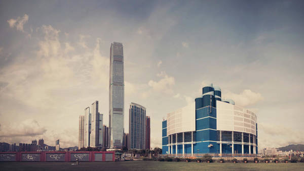 Kowloon Photograph - International Commerce Centre Icc by D3sign