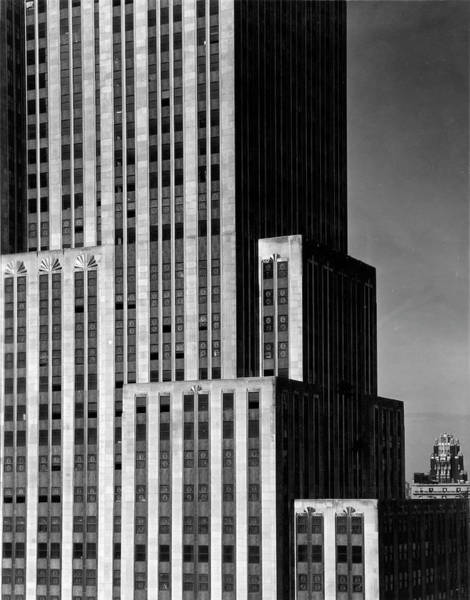 Corporations Wall Art - Photograph - International Magazine Building Hearst by The New York Historical Society