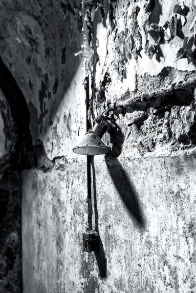 Photograph - Interrogation At Eastern State Penitentiary by John Rizzuto