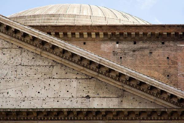 Pantheon Wall Art - Photograph - Intersect by M. Ynys-mon. London. Uk.