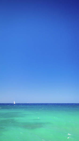 Photograph - Into The Blue by Pierre Leclerc Photography