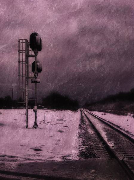 Photograph - Into The Darkness by Jack Wilson