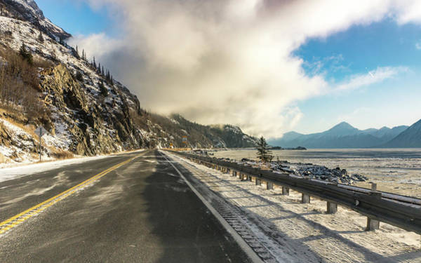 Photograph - Into The Fjords by Framing Places