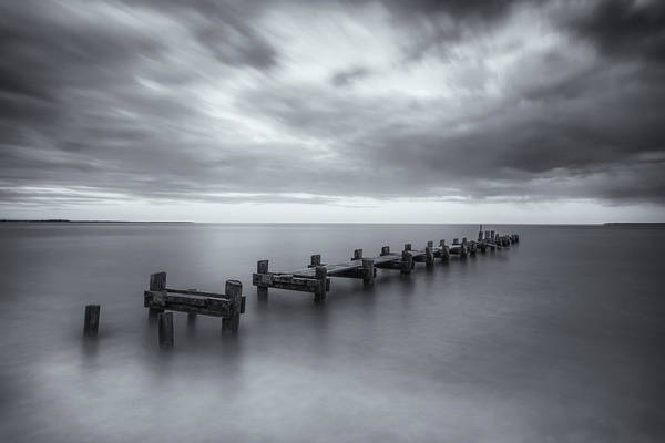 Photograph - Into The Sea by Rob Davies