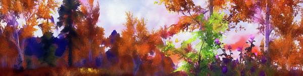 Painting - Into The Wild - 03 by Andrea Mazzocchetti