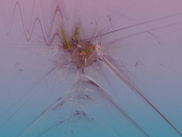 Digital Art - Invariant Differential Operator by Jeff Iverson